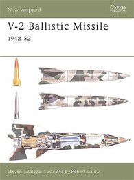 Фау-2 баллистическая ракета 1942-52 - новый Vanguard 82