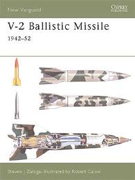 V-2 rakieta balistyczna 1942-52 - nowe Vanguard 82