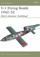V-1 Flying Bomb 1942–52 - NEW VANGUARD 106