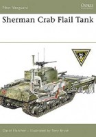 Sherman Crab Flail Tank - NEW VANGUARD 139