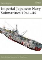 Imperial Japanese Navy Submarines 1941-45 - NEW VANGUARD 135