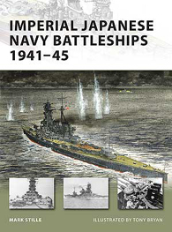 Imperial Japanese Navy Battleships 1941-45 - NEW VANGUARD 146