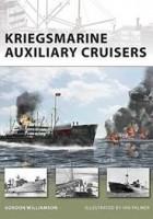 Kriegsmarine Croiseurs Auxiliaires - NOUVELLE avant-garde 156