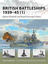 British Battleships 1939–45 (1) - NEW VANGUARD 154