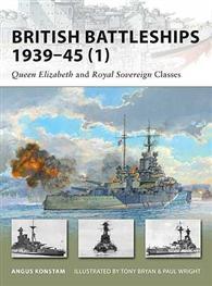 De britiske Slagskibe 1939-45 (1) - NYE VANGUARD 154
