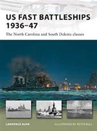 US Fast Battleships 1936–47 - NEW VANGUARD 169