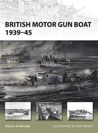 British Motor Gun Boat 1939-45 - NEW VANGUARD 166
