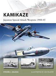 Камикадзе: японски специални атаки оръжие 1944-45 - new Vanguard 180