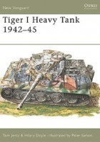 Tiger 1 Heavy Tank 1942–45  - NEW VANGUARD 05