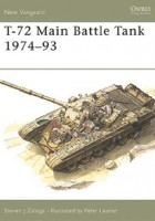 T-72 Main Battle Tank 1974–93  - NEW VANGUARD 06
