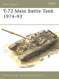 T-72 Main Battle Tank 1974-93 - NIEUWE VANGUARD 06