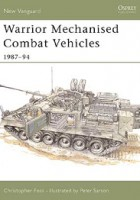 Warrior Mechanised Combat Vehicle 1987–94  - NEW VANGUARD 10