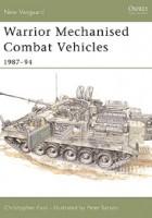 Warrior Mechanised Combat Vehicle 1987–94 - NEW VANGUARD 10