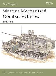Wojownik zmechanizowanej bojowej maszyny 1987-94 - nowe Vanguard 10
