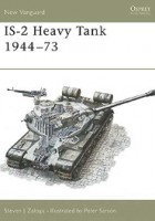 IS-2 Ťažký Tank 1944-73 - NEW VANGUARD 07