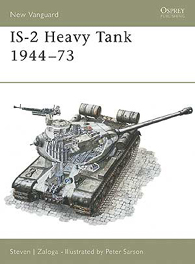 IS-2 Heavy Tank 1944–73 - NEW VANGUARD 07