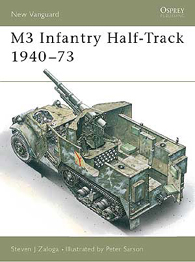 M3 Infantry Half-Track 1940-73 - NEW VANGUARD 11