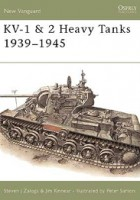 KV-1 & 2 Heavy Tanks 1939-45 - new VANGUARD 17