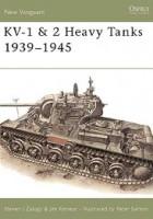 KV-1 & 2 Heavy Tankok 1939-45 - ÚJ VANGUARD 17