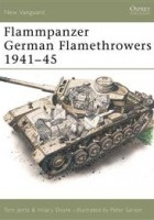 Flammpanzer Dihäresen Flamethrowers 1941-45 - NAUJAS VANGUARD 15