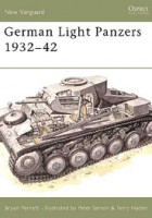 German Light Panzers 1932-42 - NEW VANGUARD 26