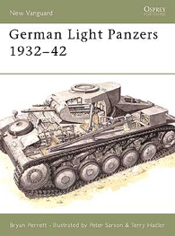 German Light Panzers 1932-42 - NEUE VANGUARD 26