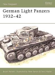 Tyske Lette Kampvogne 1932-42 - NYE VANGUARD 26