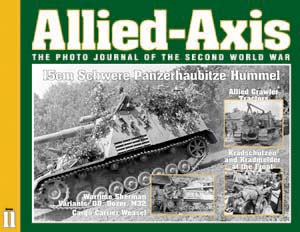 The Photo Journal of the Second World War No.11 - ALLIED-AXIS 11