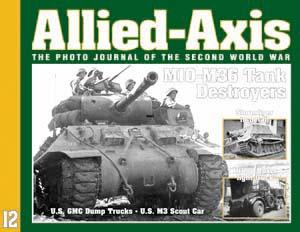 Foto Tidning av Andra Världskriget Nr 12 - ALLIERADE-AXELN 12