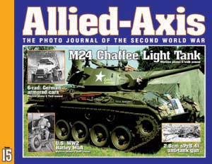 The Photo Journal of the Second World War No.15 - ALLIED-AXIS 15