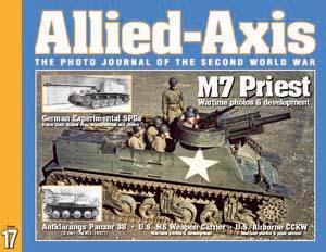 Foto Tidning av Andra Världskriget Nr 17 - ALLIERADE-AXELN 17