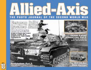 The Photo Journal of the Second World War No.18 - ALLIED-AXIS 18