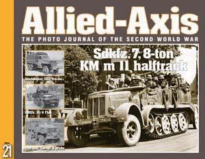 Фото журнал второй 21-й мировой войны - союзников оси 21
