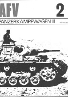 AFV Våben Profil 02 Panzer Kampfwagen III-1