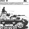 Оклопна борбена возила профил оружја 02 резервоара Kampfwagen III место-1