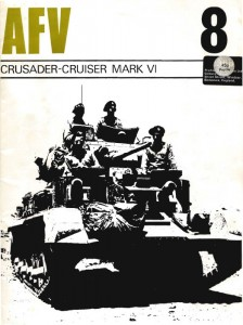 AFV Weapons Profile 08 - Crusader tank