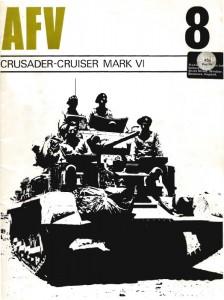AFV Ginklų Profilis 08 - Kryžiuočių tankas