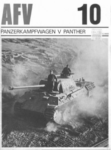 AFV Weapons Profile 10 - Panther