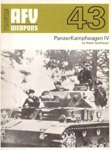 AFV-Ginklų-Profile-43-PanzerKampfwagen-IV
