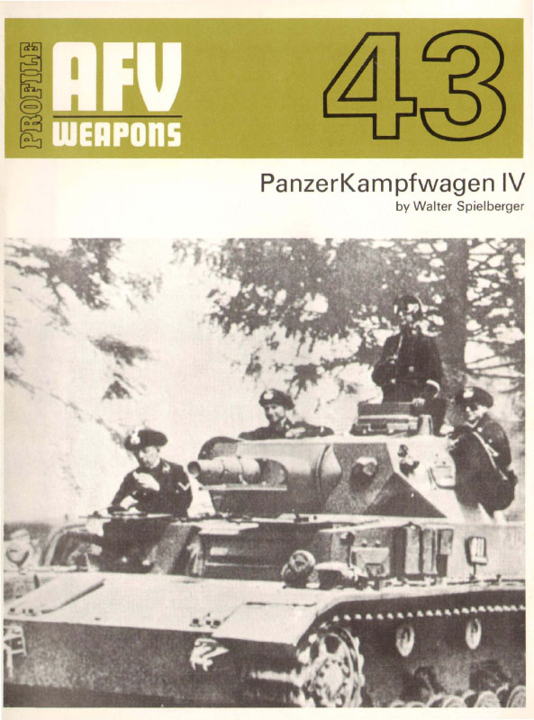 AFV-Weapons-Profile-43-Pzkpfw-IV