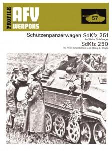 AFV Zbrane Profil 57 - Schutzenpanzerwagen