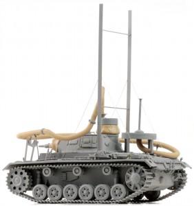 Cyber-Hobby 6717 - Pz.Kpfw.III Ausf.F