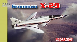 Груммана x-29 - ДМЛ 4643