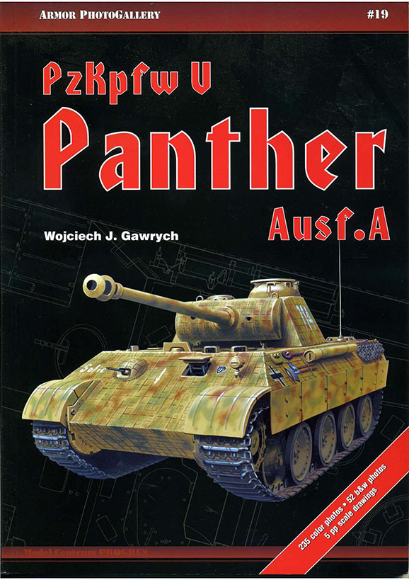 Panther Ausf.A - D'Armor Galerie Photo 019