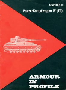 Armour en Perfiles 08 - el Panzer IV (F2)