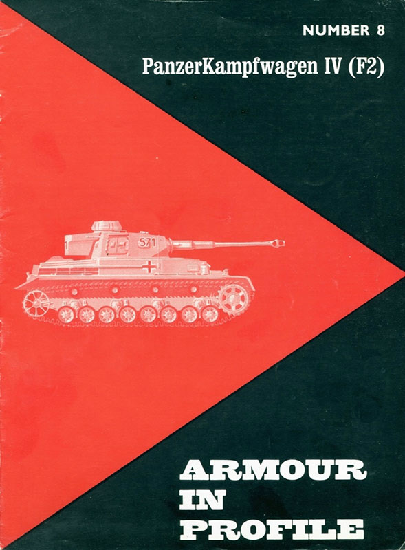 Armour in Profile 08 - Panzer IV (F2)