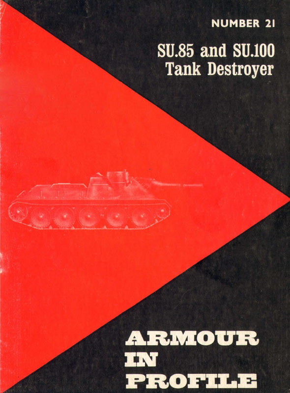 Armour in Profile-21-SU85-SU100