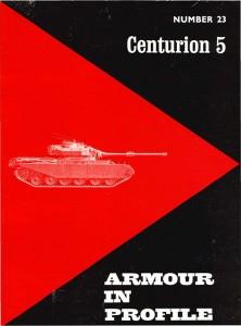 La armadura en el Perfil De 23 Centurión 5