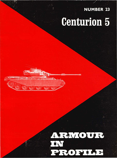 Armour in Profile 23 - Centurion 5