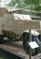 BA-6 Armored Car - Walk Around